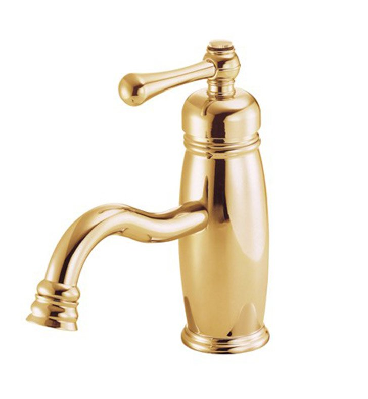 Danze D225557PBV Opulence™ Single Handle Lavatory Faucet in Polished Brass