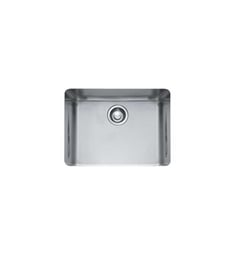 "Franke KBX11021 Kubus 22 7/8"" Single Basin Undermount Stainless Steel Kitchen Sink"