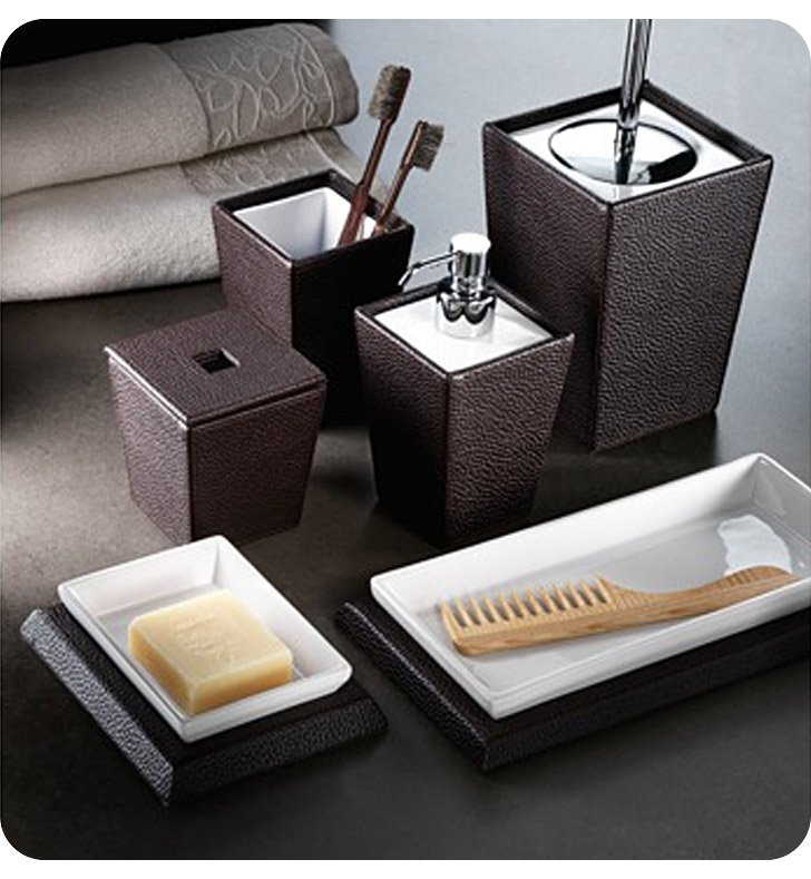 Nameeks 15033-19 Gedy Bathroom Accessory Set