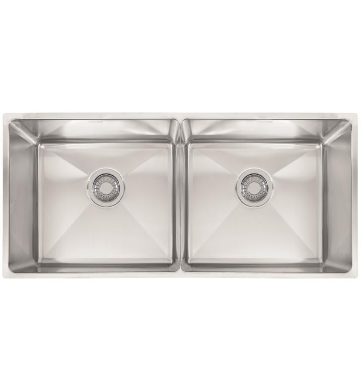 "Franke PSX120339 Professional 31 3/4"" Double Basin Undermount Stainless Steel Kitchen Sink"