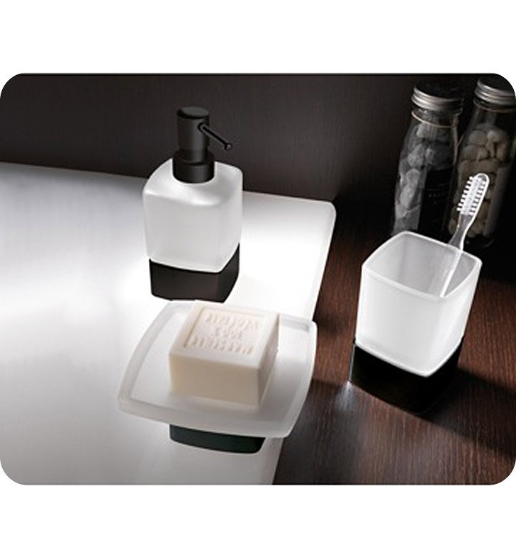 Nameeks 5400-M4 Gedy Bathroom Accessory Set