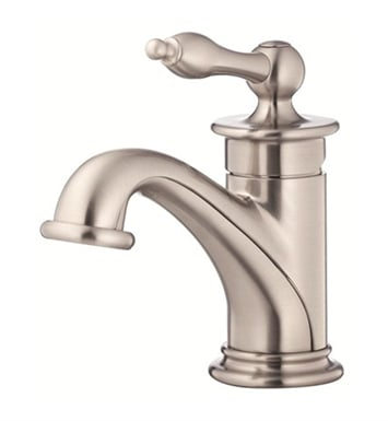 Danze D236010BN Prince™ Single Handle Lavatory Faucet in Brushed Nickel