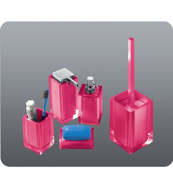 Nameeks RA300-76 Gedy Bathroom Accessory Set