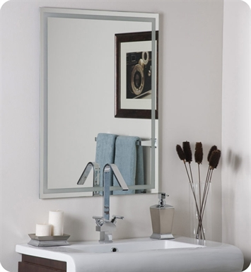 Decor Wonderland SSM13 Houston Modern Frameless Mirror