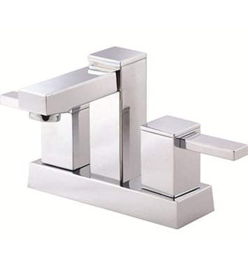 Danze D301033 Reef™ Two Handle Centerset Lavatory Faucet in Chrome