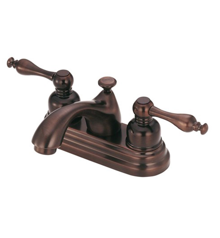 Danze D301055RB Sheridan™ Two Handle Centerset Lavatory Faucet in Oil Rubbed Bronze