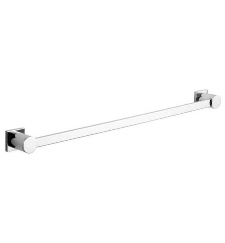 "Grohe 40341000 Allure 25 3/8"" Wall Mount Towel Rail in Chrome"
