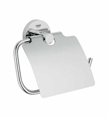Grohe 40367000 Essentials Toilet Paper Holder in Chrome