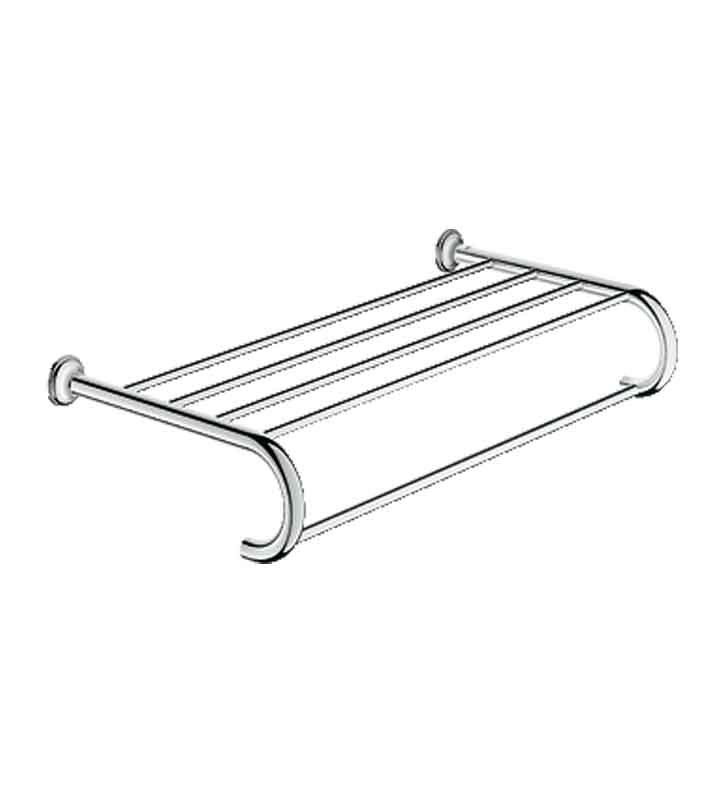 Grohe 40660000 Essentials Authentic Multi-towel Rack  in Chrome