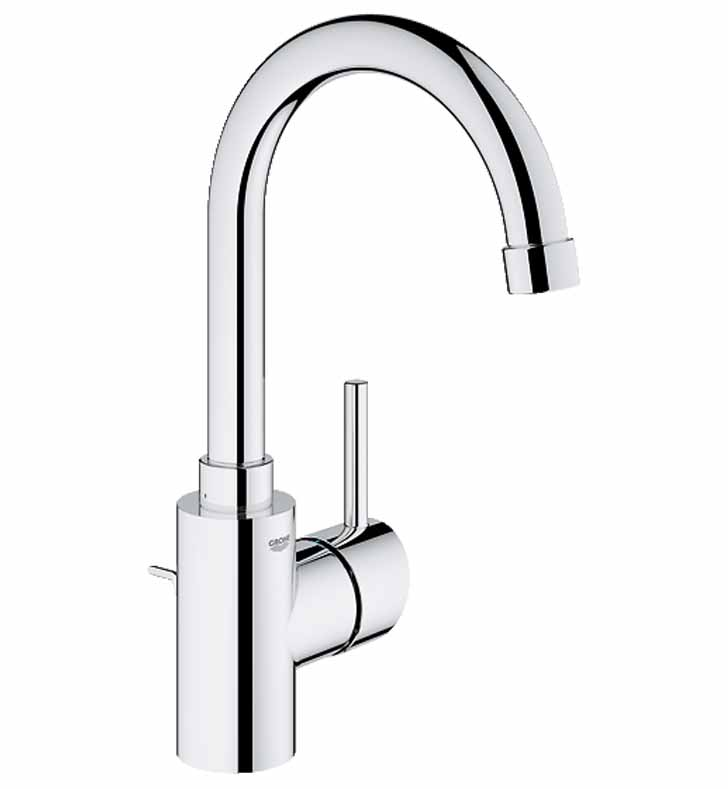 Grohe 32138001 Concetto Single Handle Faucet in Chrome