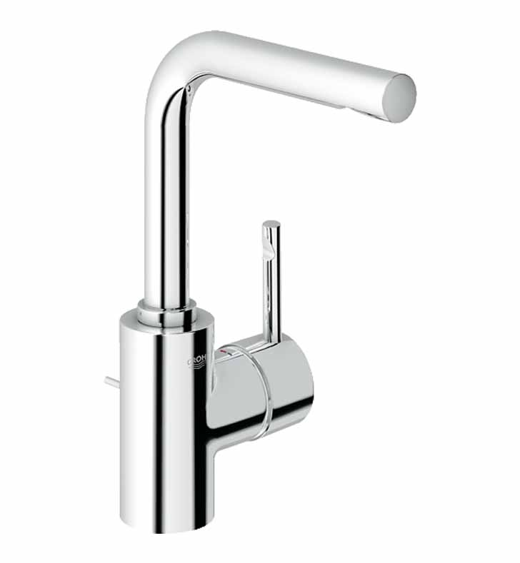 Grohe 32137000 Essence Single Handle Faucet in Chrome