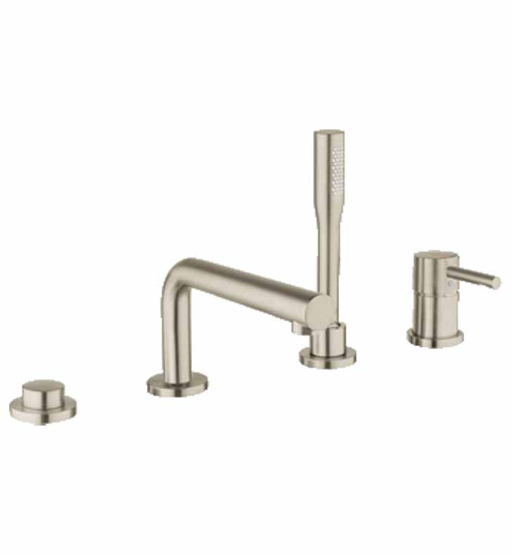 Grohe 19578EN0 Essence Roman Tub Filler in Brushed Nickel