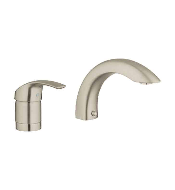 Grohe 32645EN1 Eurosmart Single Handle Faucet in Brushed Nickel