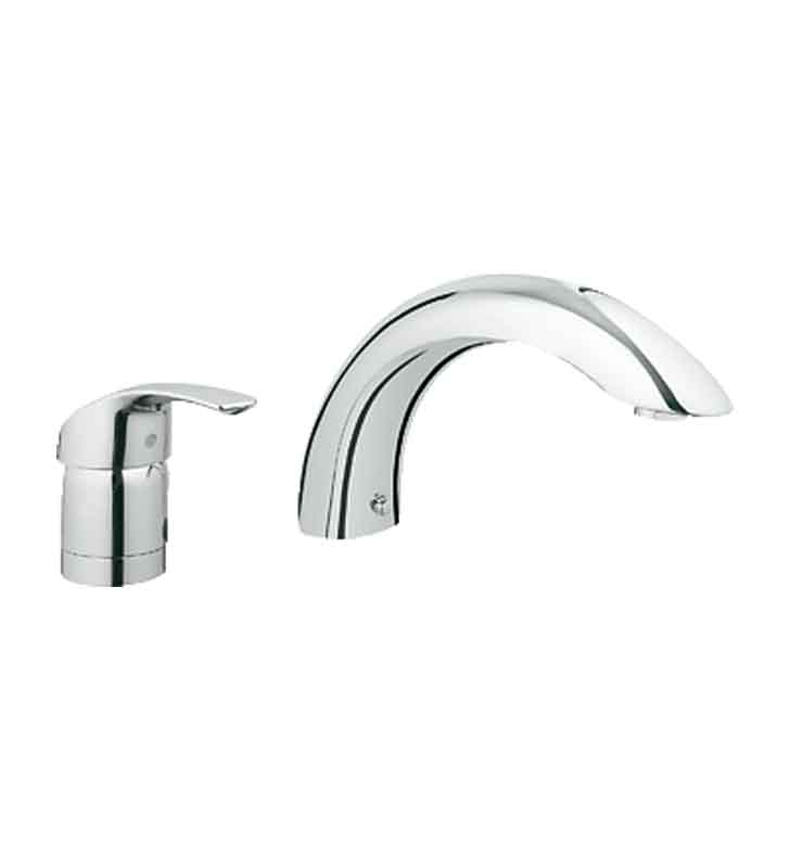 Grohe 32645001 Eurosmart Single Handle Faucet in Chrome
