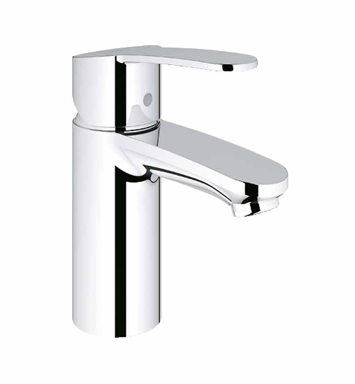 Grohe 23042002 Eurostyle Cosmopolitan Single Handle Faucet in Chrome