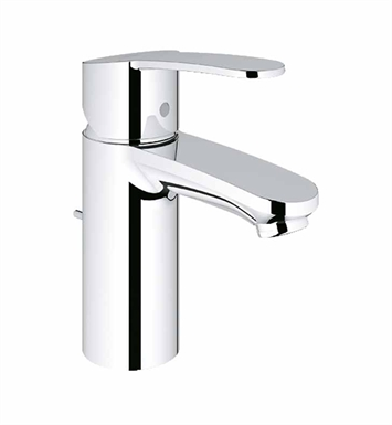Grohe 23036002 Eurostyle Cosmopolitan Single Handle Faucet in Chrome