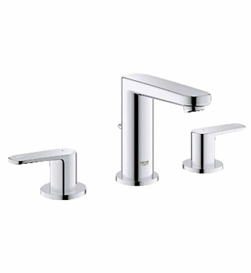 Grohe 20302000 Europlus Widespread Bathroom Faucet in Chrome