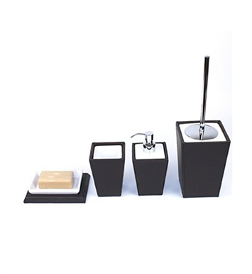 Nameeks KY100-19 Gedy Bathroom Accessory Set