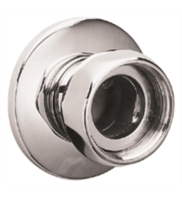 "Grohe 12417000 3"" Straight Inlet Elbow in Chrome"