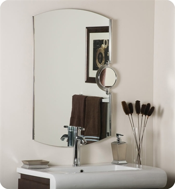 Decor Wonderland SSM71 Wall Mirror with Magnification