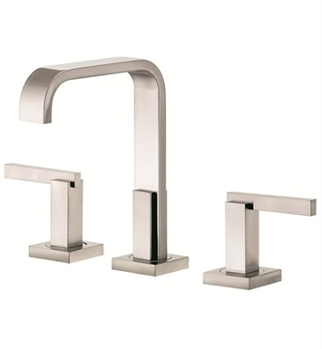 Danze D304544BN Sirius™ Trim Line Widespread Lavatory Faucets in Brushed Nickel