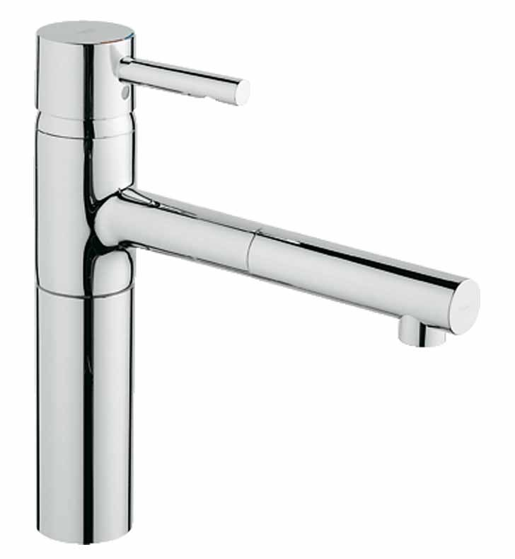 Grohe 32170000 Essence Pull-Out Faucet in Chrome