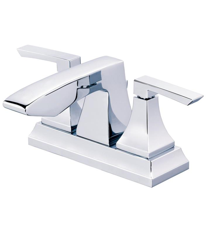 "Danze D301036 Logan Square 4"" Two Handle Centerset Bathroom Sink Faucet"