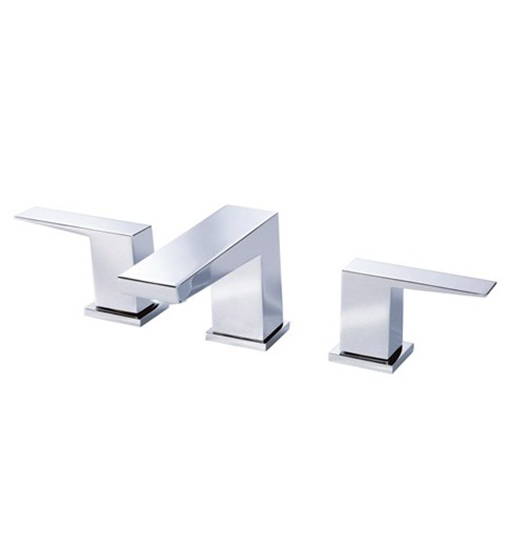 Danze D304062 Mid-Town™ Two Handle Widespread Lavatory Faucet in Chrome