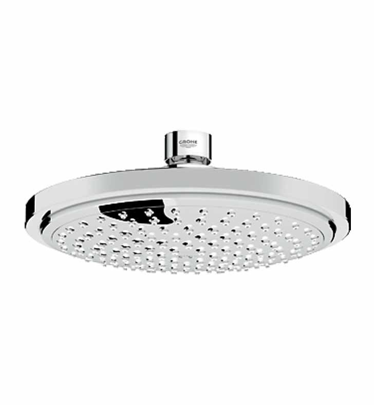 Grohe 27492EN0 Euphoria Cosmopolitan 180 Shower Head in Brushed Nickel
