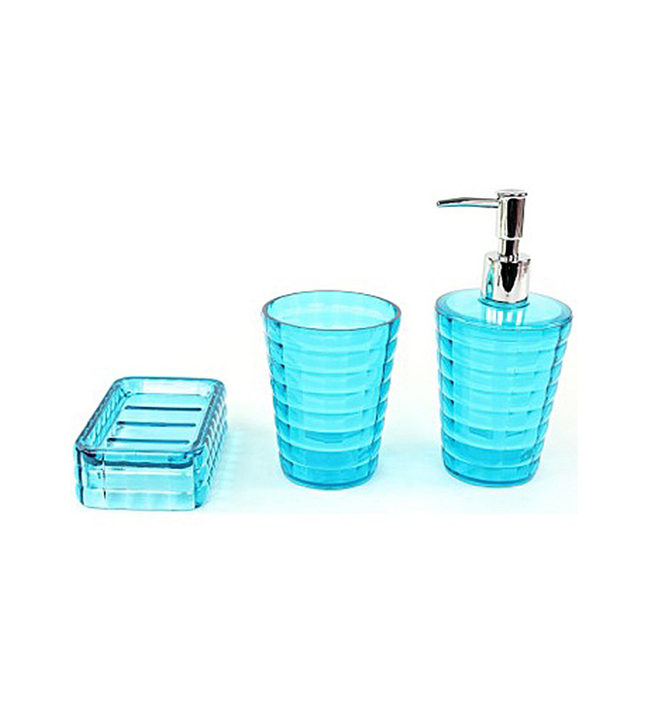 Nameeks gl200 92 gedy bathroom accessory set for Bathroom accessories location