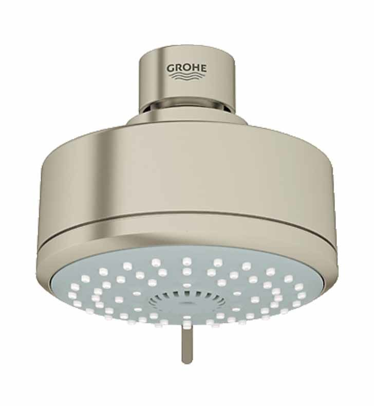Grohe 26043EN0 New Tempesta Cosmopolitan 100 Shower Head in Brushed Nickel
