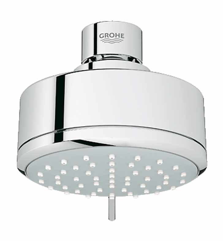 Grohe 26078000 New Tempesta Cosmopolitan 100 Shower Head in Chrome