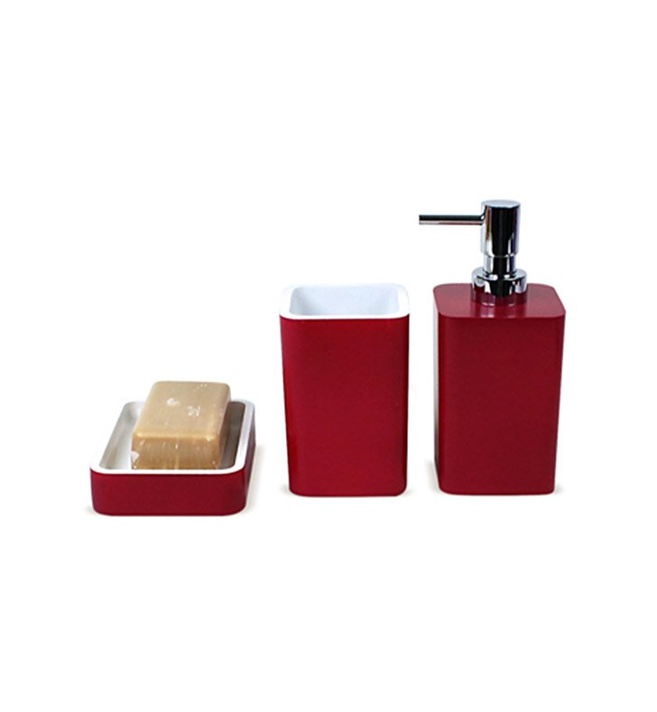 Nameeks ARI200-53 Gedy Bathroom Accessory Set