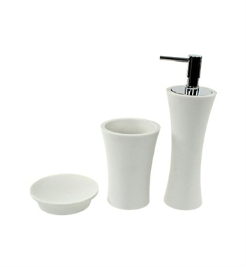 Nameeks AU200-02 Gedy Bathroom Accessory Set