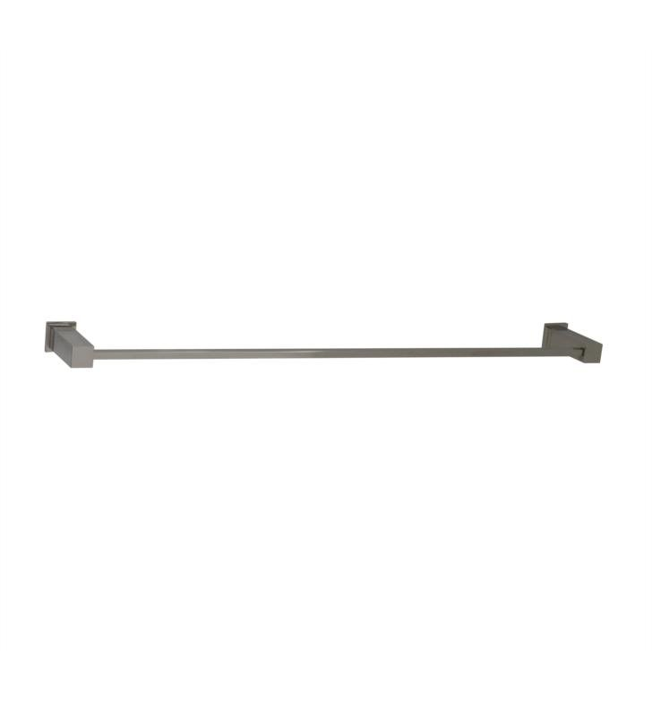 "Santec 2860EM70 30"" Towel Bar With Finish: Polished Nickel <strong>(USUALLY SHIPS IN 2-3 WEEKS)</strong>"