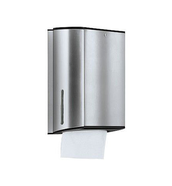 Keuco 14985170000 Plan Paper Towel Dispenser With Finish: Aluminium