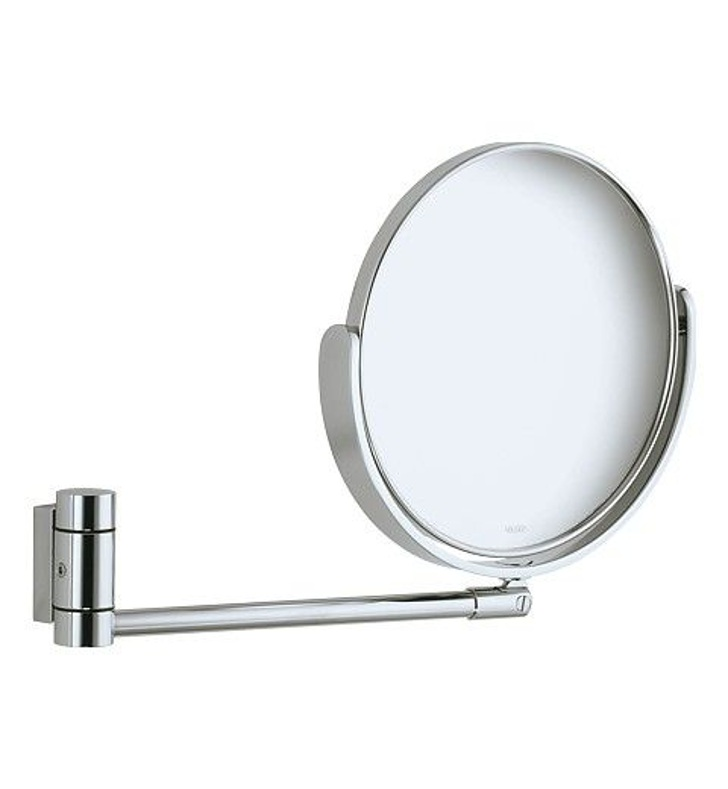 Keuco 17649170000 Plan Cosmetic Mirror With Finish: Aluminium