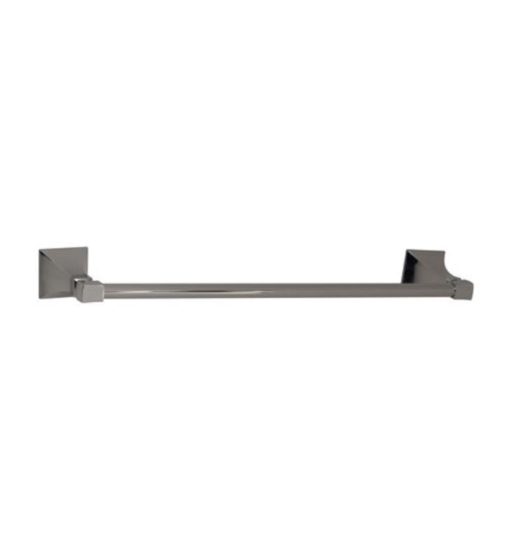 "Santec 9260ED15 Edo 30"" Towel Bar With Finish: Satin Chrome <strong>(USUALLY SHIPS IN 4-5 WEEKS)</strong>"