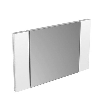 "Keuco 11196002050 Edition 11 Modern Bathroom Light Mirror With Dimensions: Size: W 55 1/8"" x H 24"" x D 2 5/8"""