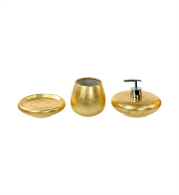 Nameeks SO281-87 Gedy Bathroom Accessory Set
