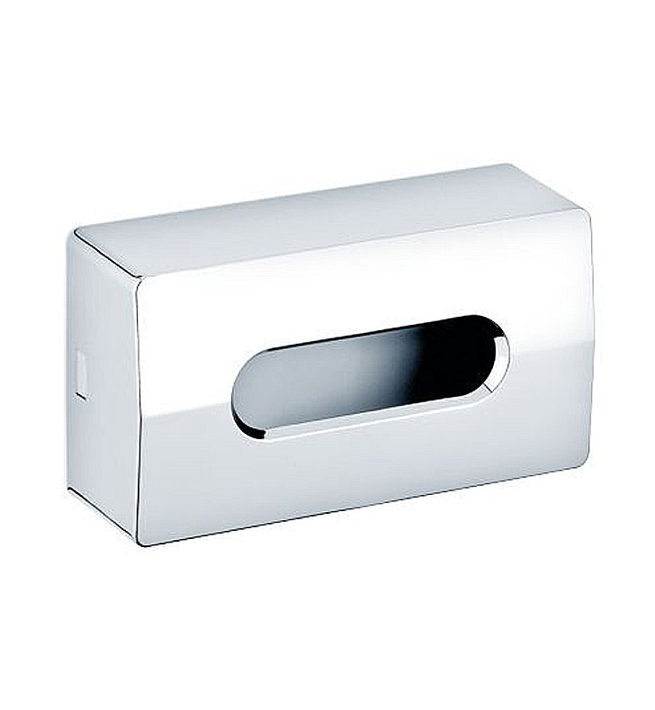 Keuco 04977070000 Tissue Box With Finish: Stainless Steel