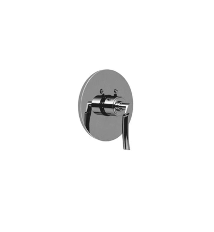 Santec 7093TD Modena TD Style Thermostatic Control Handle with Trim Plate