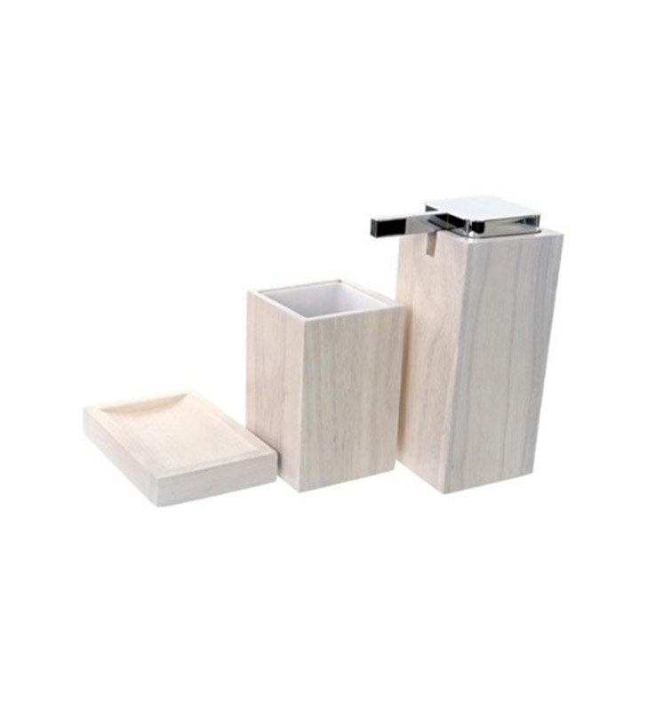 Nameeks PA280-02 Gedy Bathroom Accessory Set