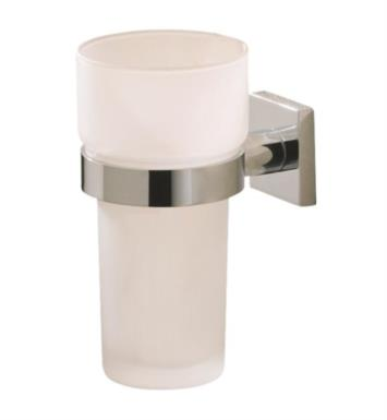 "Valsan 67625ES Braga 2 3/4"" Wall Mount Toothbrush Holder With Finish: Satin Nickel"