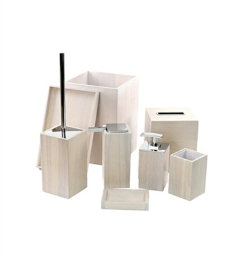 Nameeks PA8001-02 Gedy Bathroom Accessory Set