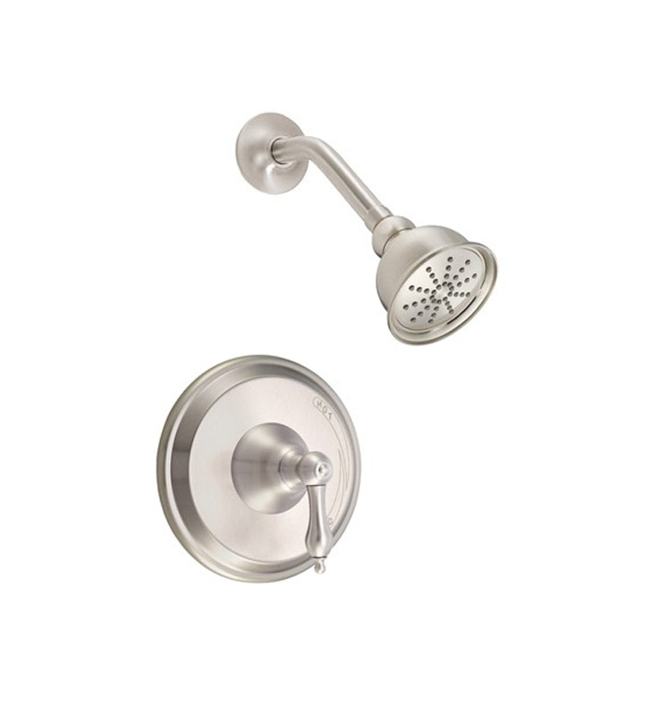 Danze D501540BNT Fairmont™ Trim Only Single Handle Pressure Balance Shower Faucet in Brushed Nickel