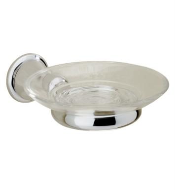 "Valsan 66885NI Sintra 4"" Wall Mount Soap Dish Holder With Finish: Polished Nickel"