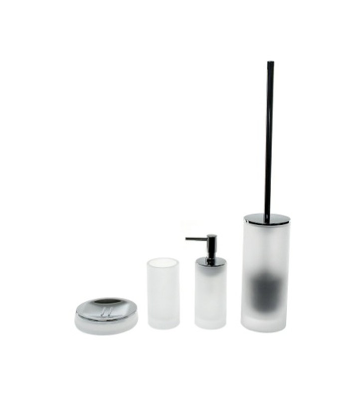 Nameeks TI181-02 Gedy Bathroom Accessory Set