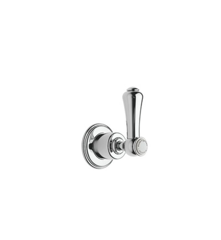 Rohl U.3774-TO Georgian Era Wall Valve Trim Only