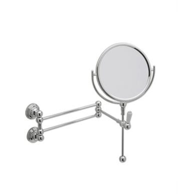 "Rohl U.6918 Perrin and Rowe 6 7/8"" Edwardian Wall Mount Shaving Mirror"